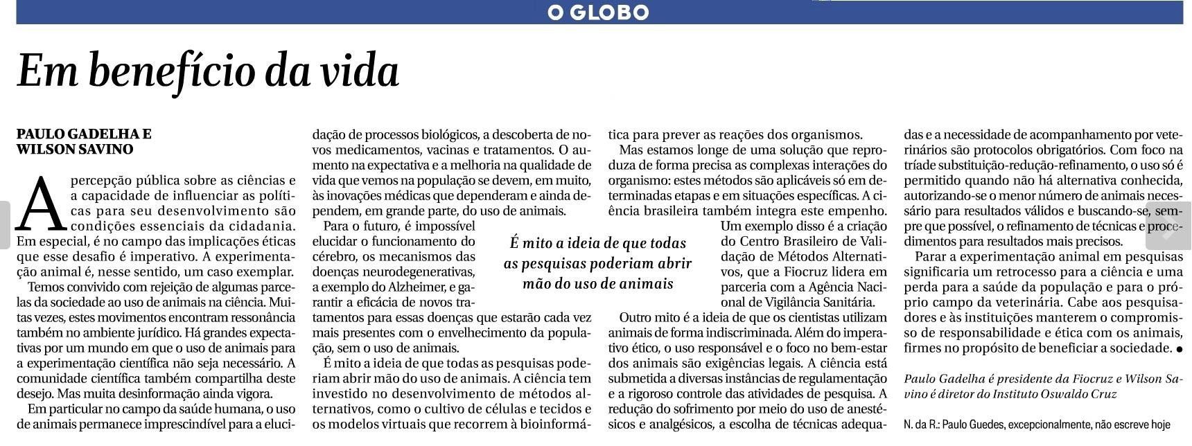 Artigo_OGLOBO14-07-2014