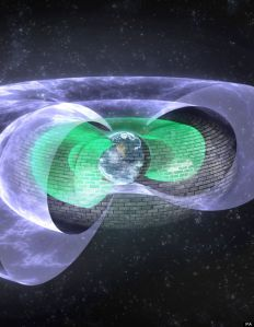 Scientists discover Earth shield