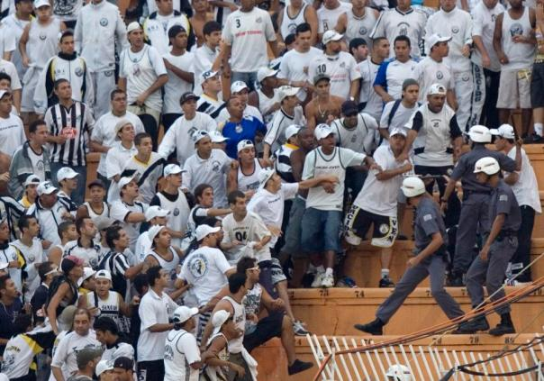Brazil Fan Violence